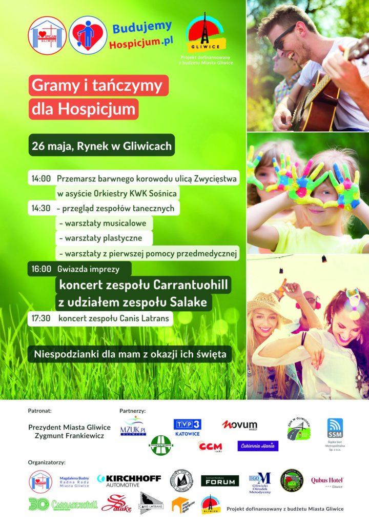 Gramy i tańczymy dla Hospicjum @ Barlickiego 3 | Gliwice | śląskie | Polska